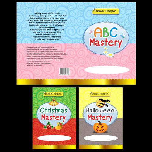 Children Book Layout Template Elegant Children S Book Cover Template