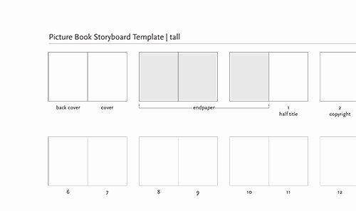 Children Book Layout Template Luxury Picture Book Layout Templates
