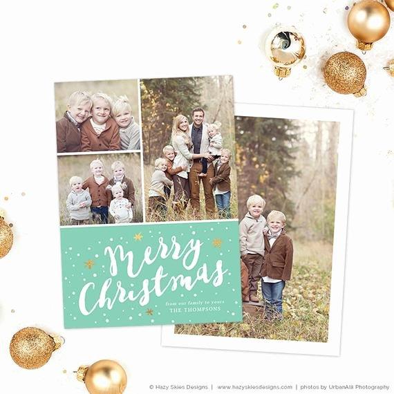 Christmas Card Template Photoshop Beautiful Items Similar to Christmas Card Template for Shop
