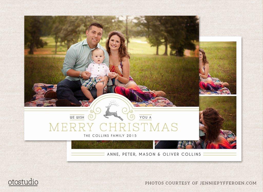Christmas Card Template Photoshop Inspirational 12 Christmas Card Shop Templates to You Up and