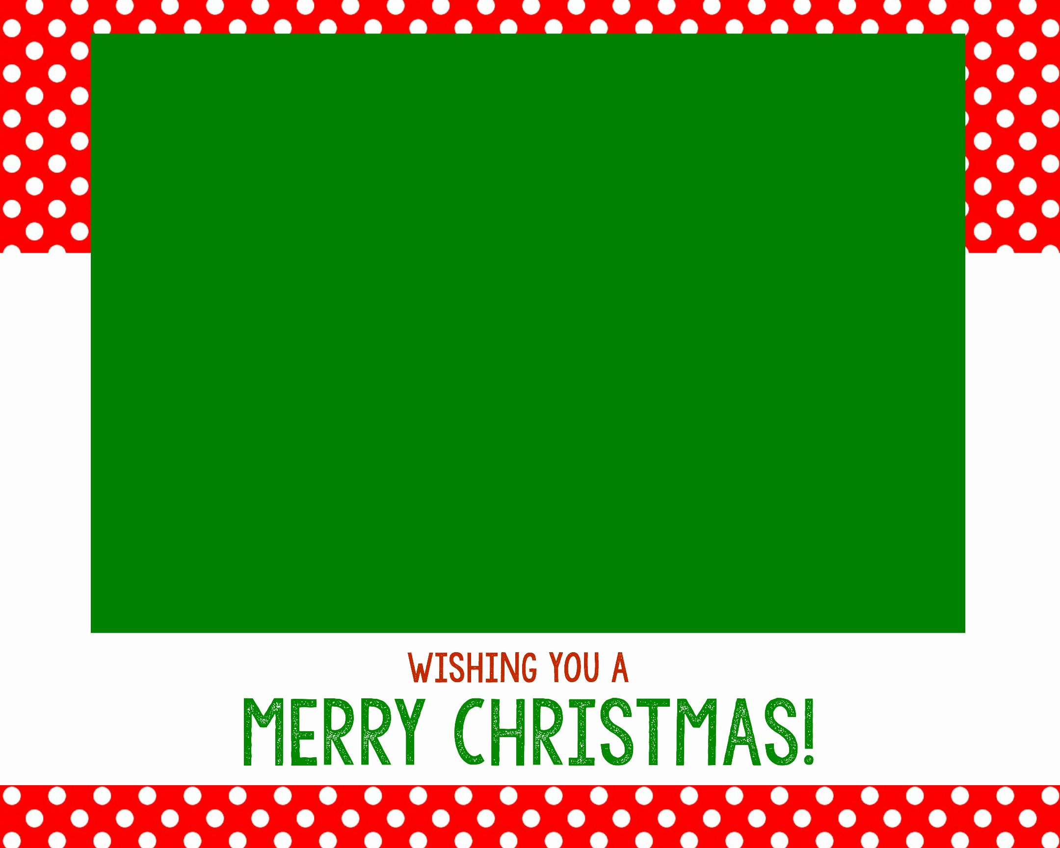 Christmas Card Template Photoshop New Free Christmas Card Templates Crazy Little Projects