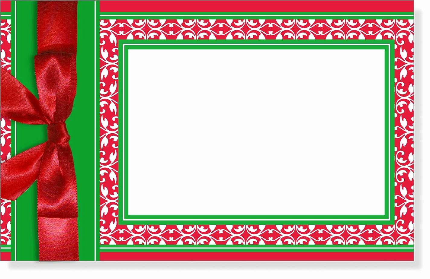 Christmas Party Invite Template Elegant 10 Best Of Template Christmas Invitation Free