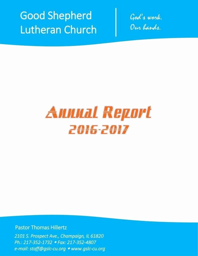 Church Financial Report Template Awesome 10 Church Report Templates Pdf Doc