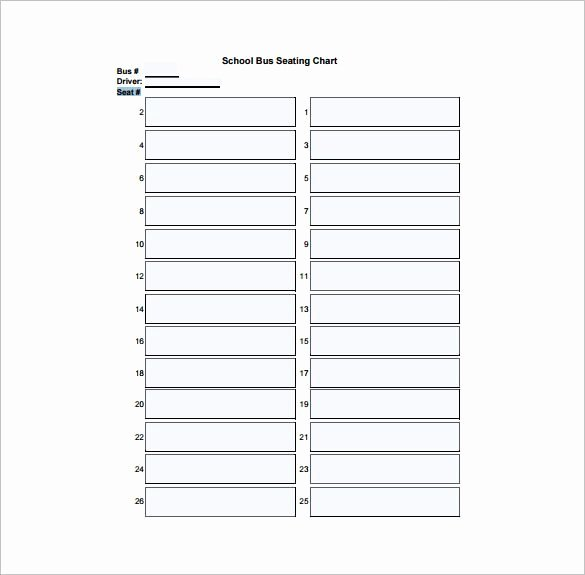 Church Seating Chart Template Luxury Church Seating Plan Template