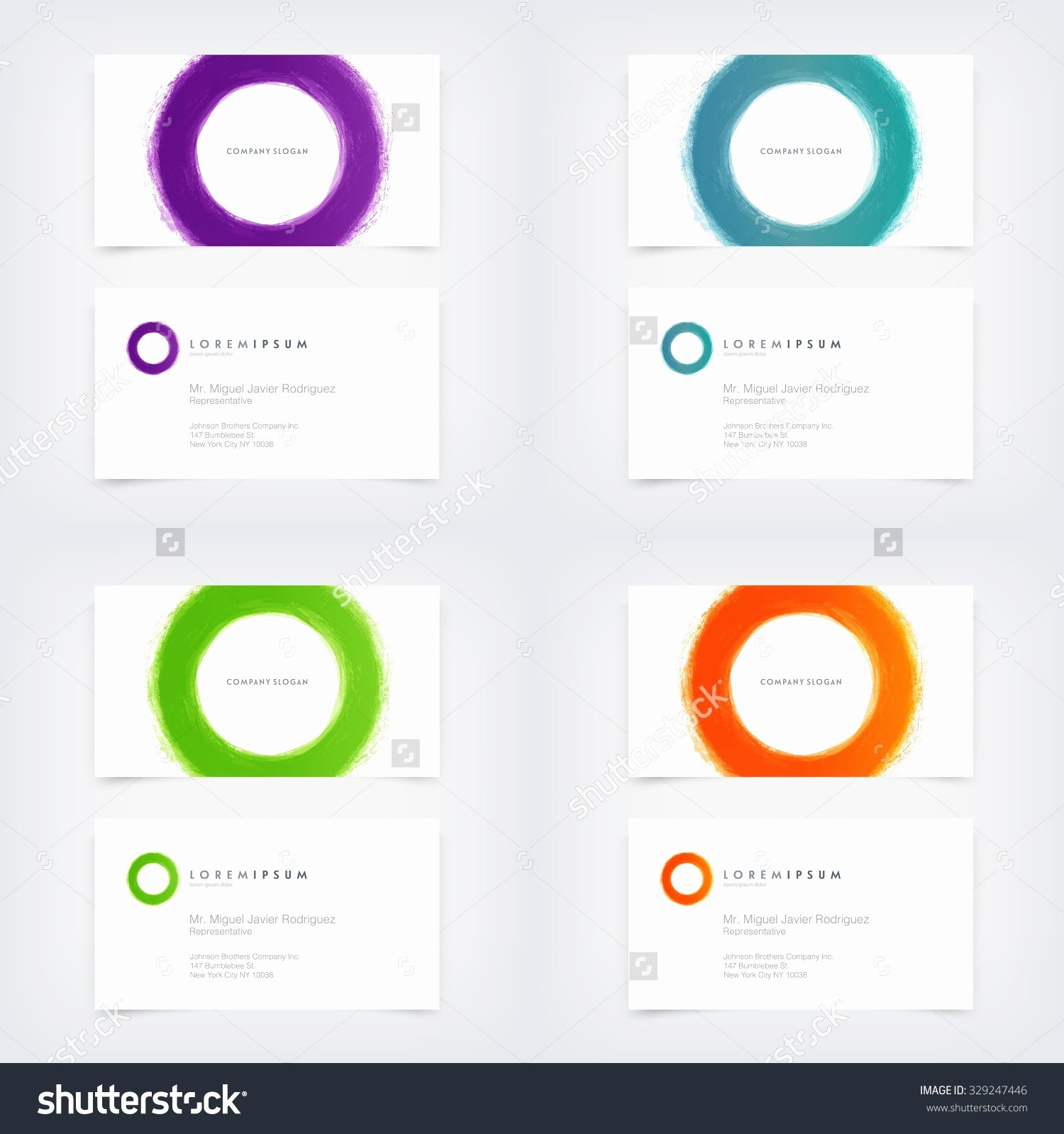 Circle Business Card Template Awesome Brother Business Card Template Luxury Design Professional