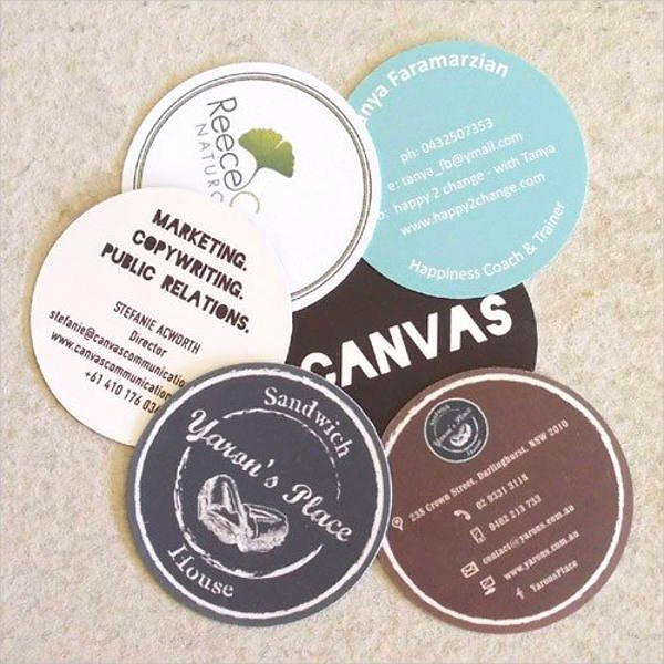 Circle Business Card Template Beautiful Round Business Cards 9 Free Psd Vector Ai Eps format