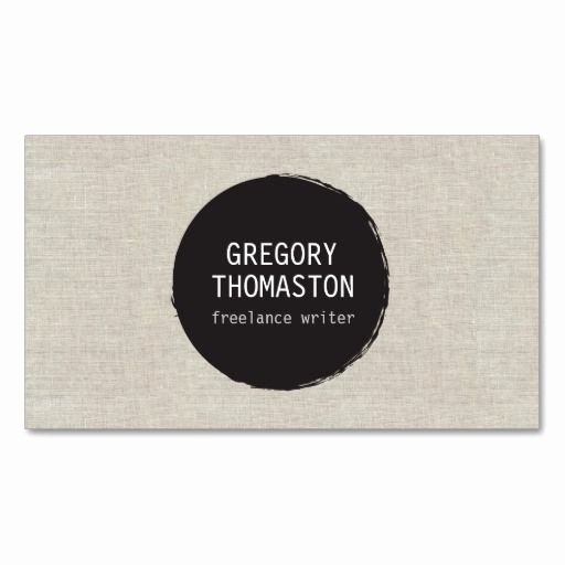 Circle Business Card Template Fresh 26 Best Artists and Crafters Business Cards Images On