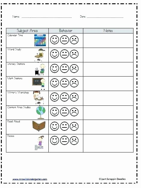 Classroom Management Plan Template Elementary Elegant Classroom Management Plan Example Elementary Behavior
