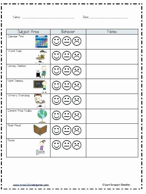 Classroom Management Plan Template Elementary Elegant Classroom Management Plan Example Elementary Behavior