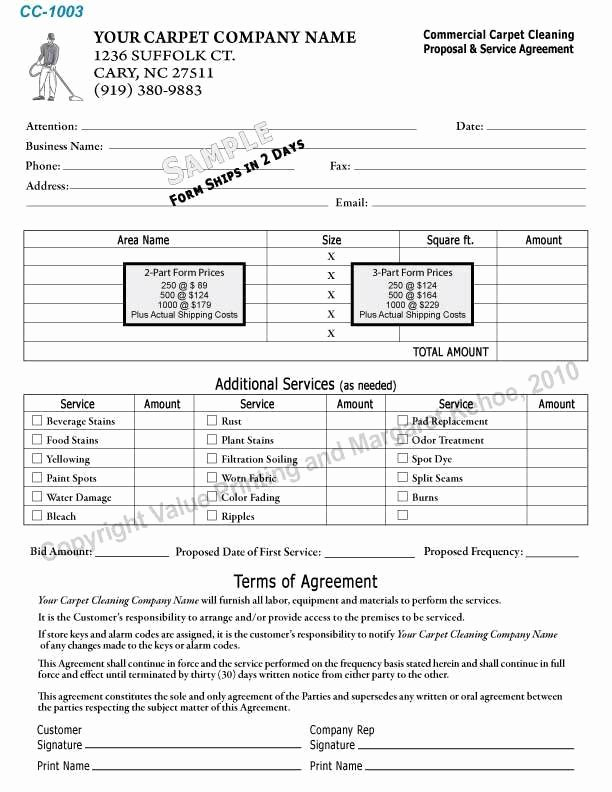 Cleaning Bid Proposal Template Elegant 6 Cleaning Proposal Templates – Proposal Template