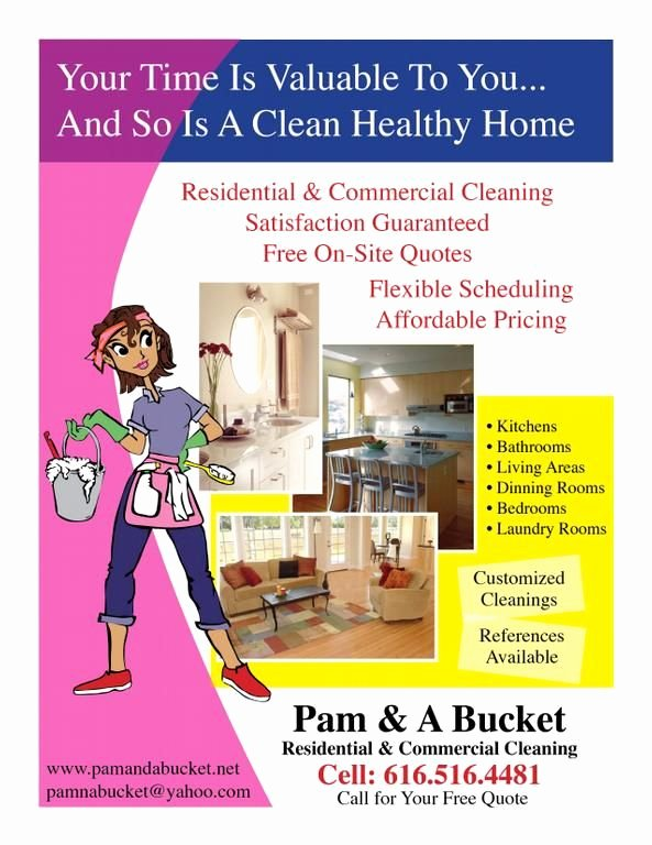 Cleaning Service Flyer Template Awesome 1000 Images About Stuff to Buy On Pinterest