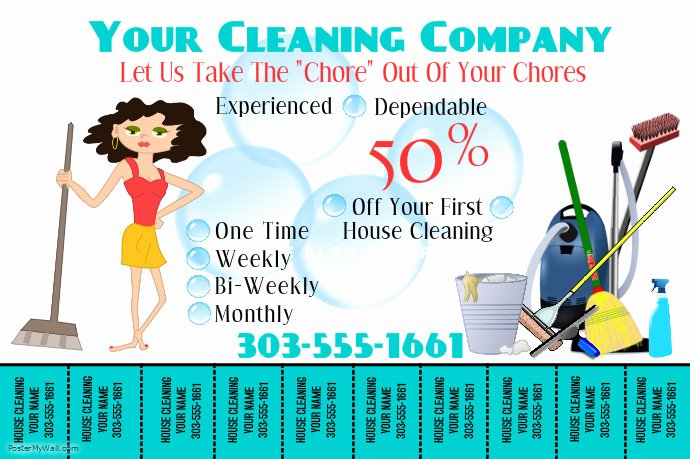 Cleaning Service Flyer Template Luxury Free Line Carpet Cleaning Flyer Maker