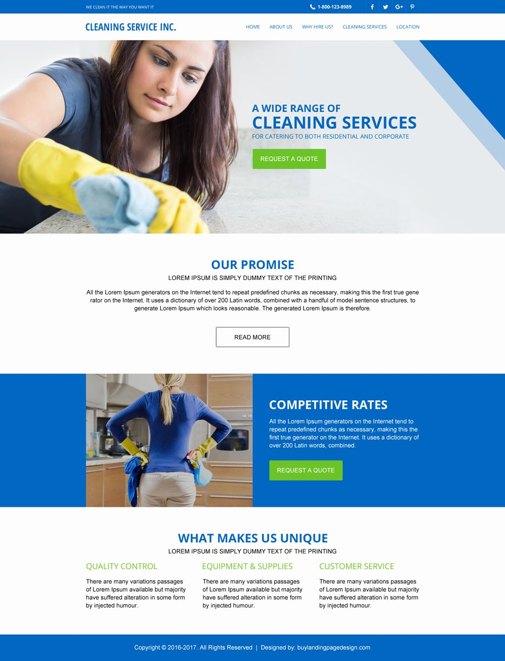 Cleaning Services Website Template Beautiful Website Templates Flat Off Special Discount Offer