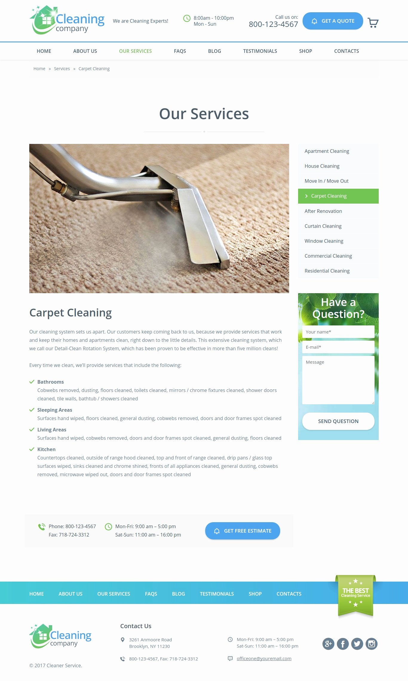 Cleaning Services Website Template Luxury Cleaning Services Wordpress theme Rtl Wordpress