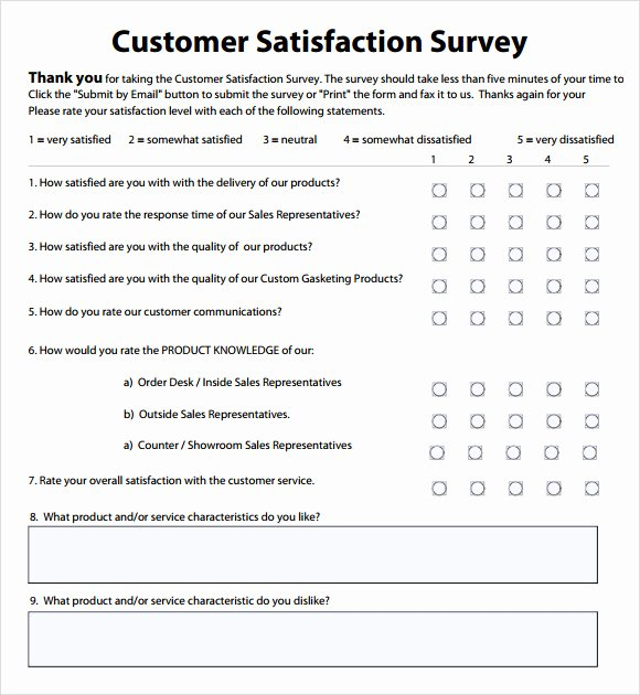 Client Satisfaction Survey Template Luxury Employee Satisfaction Survey 16 Download Free Documents