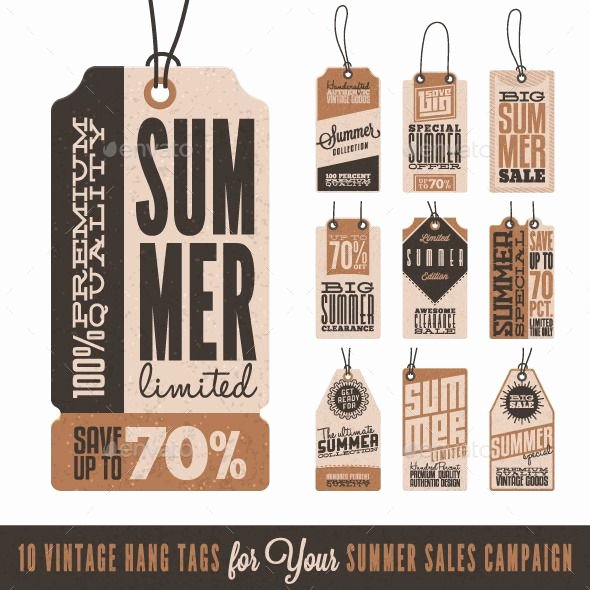 Clothing Hang Tag Template Awesome Best 25 Hang Tags Ideas On Pinterest