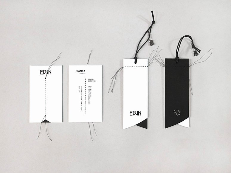 Clothing Hang Tag Template Inspirational Fpo Edun Re Brand