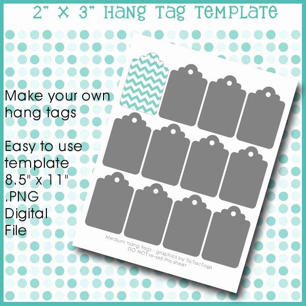 Clothing Hang Tag Template Inspirational Hang Tag Gift Template Collage Set Png Diy Make Your Own