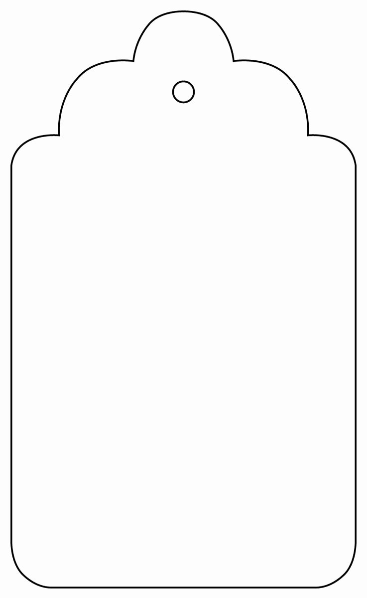 Clothing Hang Tag Template Lovely Clothing Hang Tag Template