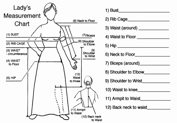 Clothing Size Chart Template Lovely Godwins Size Chart and Instructions Odwin