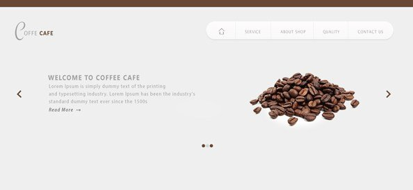 Coffee Shop Website Template Best Of Free Psd Files Free Psd Files Templates Graphics