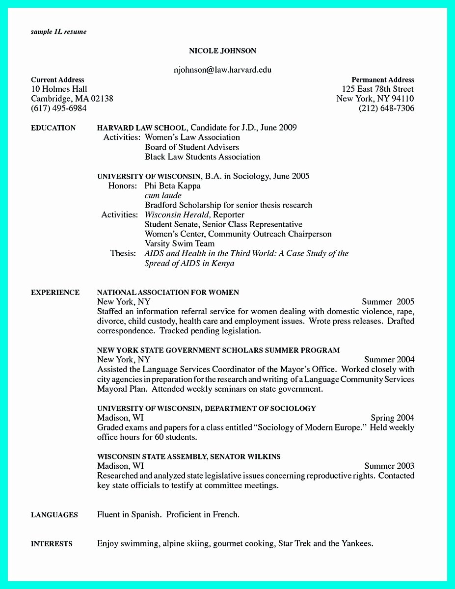 College App Resume Template Best Of Write Properly Your Ac Plishments In College Application