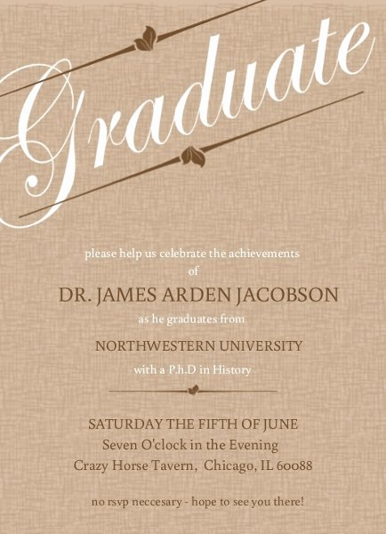 College Graduation Invitation Template Best Of Graduation Invitation Templates College Graduation
