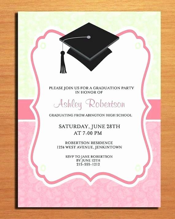 College Graduation Invitation Template Luxury Golf Free Graduation Invitation Blank Templates for Flyers