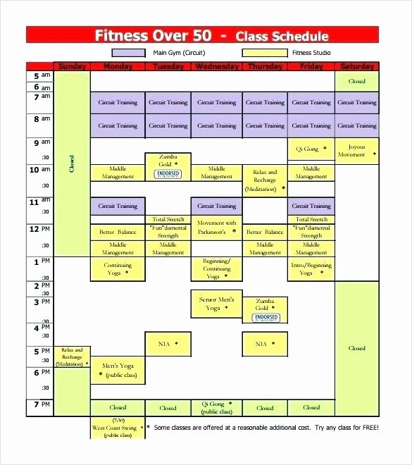 College School Schedule Template Awesome College Class Schedule Printable – Picks
