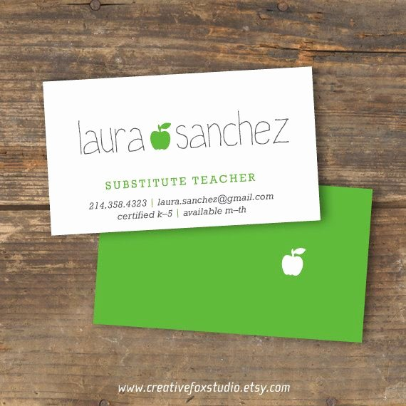 College Student Business Card Template Inspirational Best 25 Teacher Business Cards Ideas On Pinterest