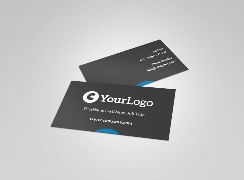 College Student Business Card Template New Language School Business Card Template
