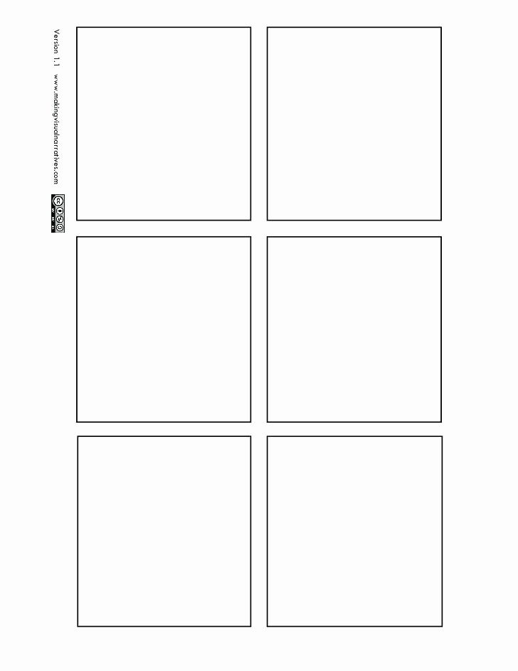 Comic Strip Template Word Awesome 8 9 Ic Strip Template