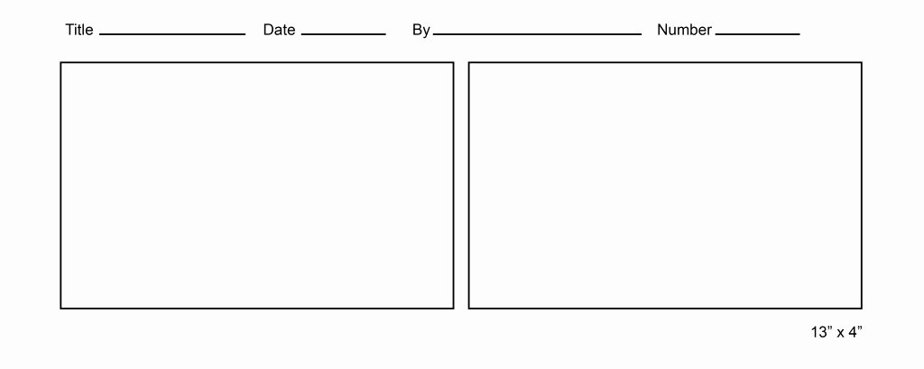 Comic Strip Template Word Best Of Free Ic Strip Template for Kids