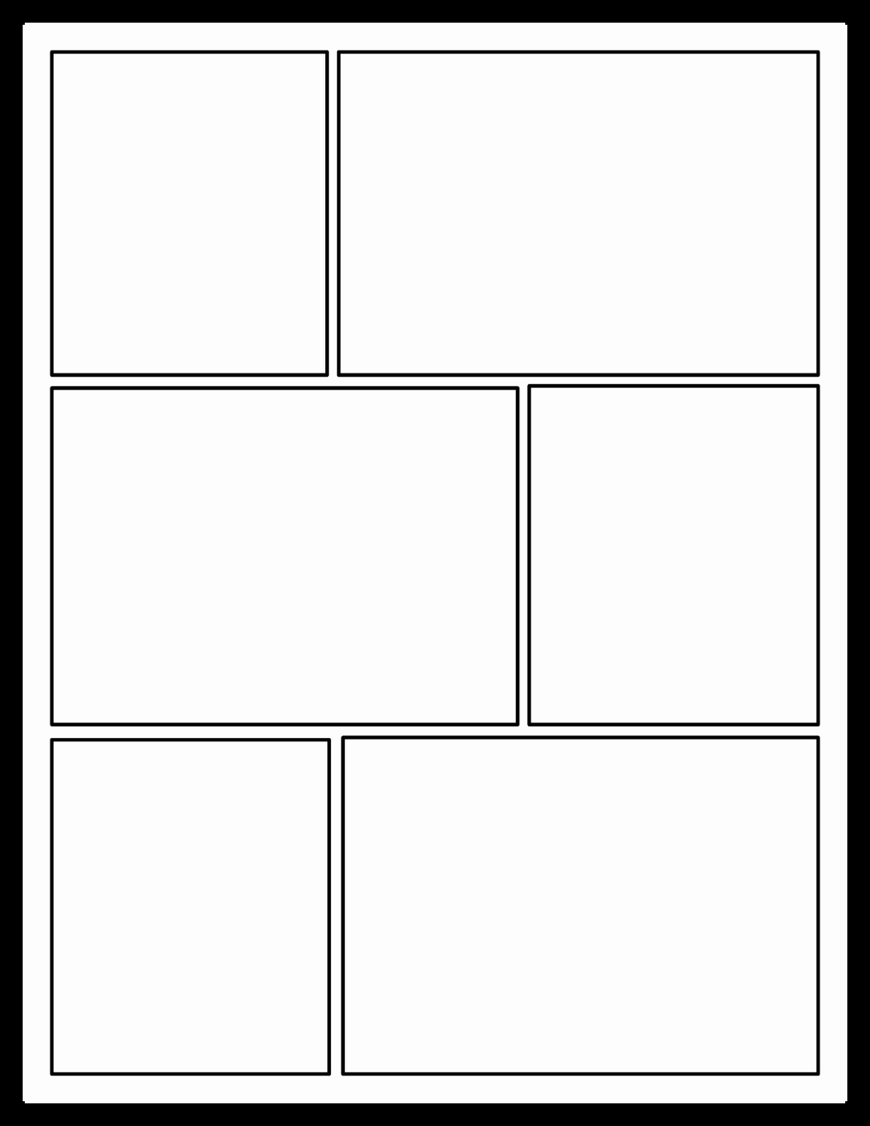 Comic Strip Template Word Lovely Template Reverse Search