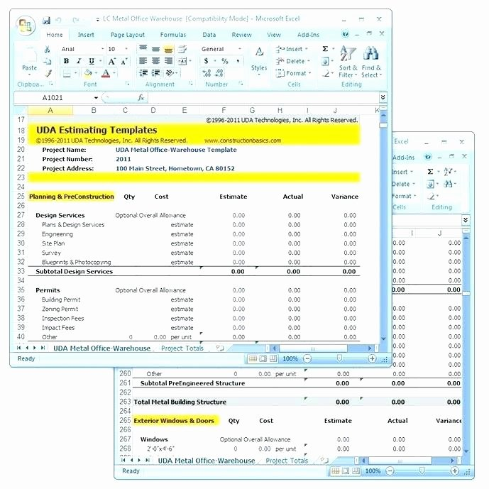 Commercial Construction Schedule Template Awesome Construction Draw Schedule Template Excel Best Creating