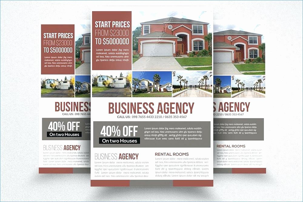Commercial Real Estate Flyer Template Beautiful Mercial Real Estate Brochure Mercial Real Estate