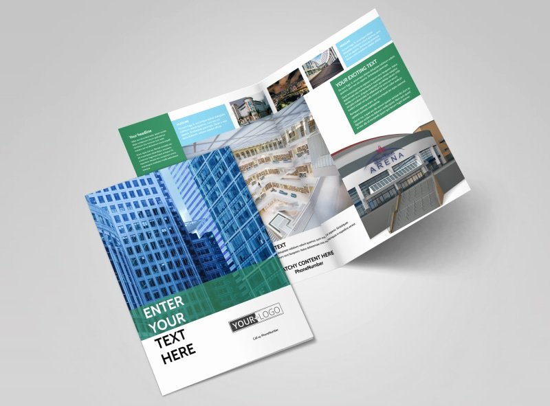 Commercial Real Estate Flyer Template Beautiful Mercial Real Estate Brochure Template