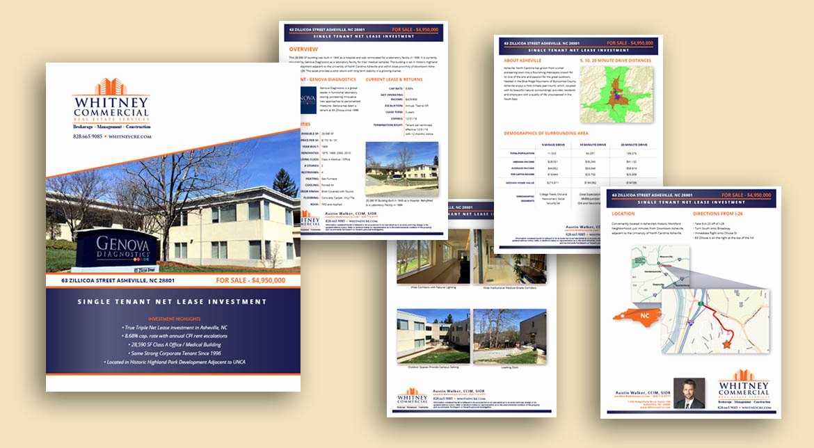 Commercial Real Estate Flyer Template Best Of Mercial Real Estate Brochure Mercial Real Estate