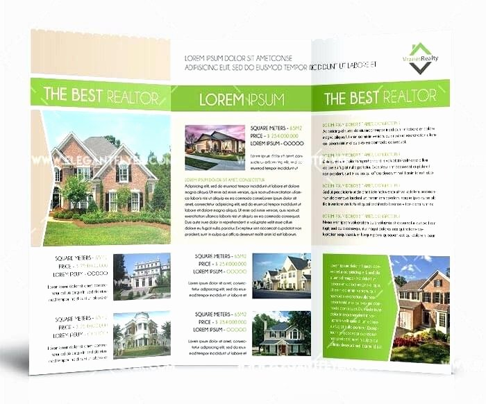 Commercial Real Estate Flyer Template Fresh Mercial Real Estate Brochure Template Marketing