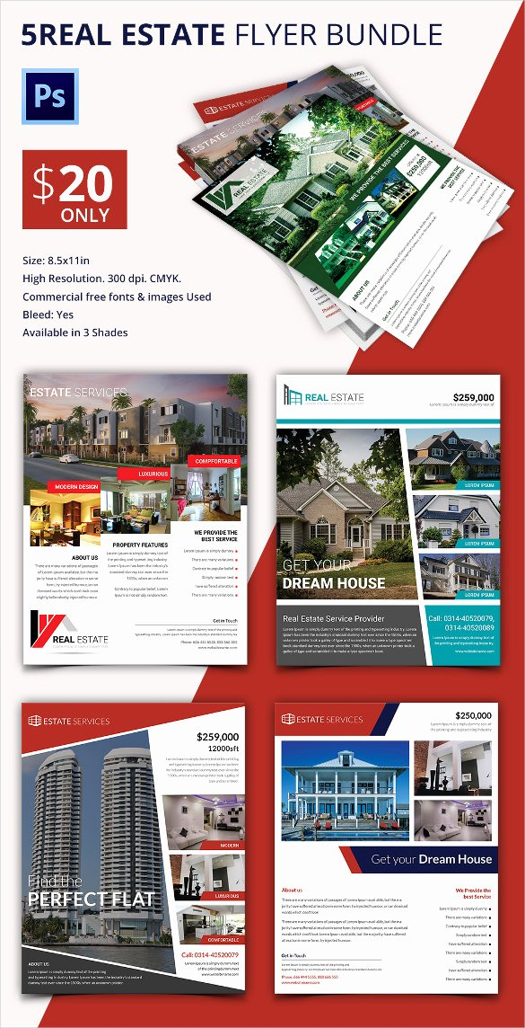 Commercial Real Estate Flyer Template Lovely Real Estate Flyer Template 37 Free Psd Ai Vector Eps