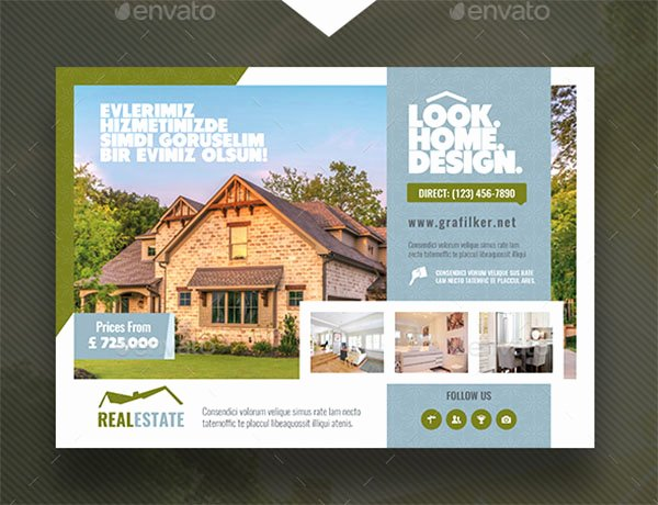 Commercial Real Estate Flyer Template New 67 Real Estate Flyer Templates Free & Premium Psd