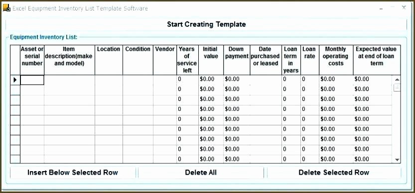Computer Inventory Excel Template Inspirational Puter Inventory Spreadsheet Template Equipment Hardware