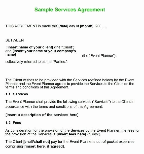 Computer Repair Agreement Template Luxury Example Puter Repair Service Agreement Template
