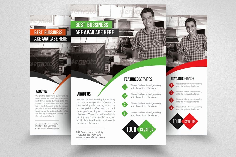 Computer Repair Flyer Template Elegant Puter Repair Flyer Template