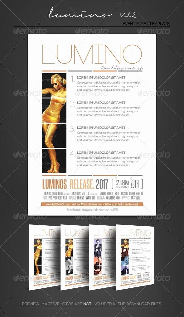 Concert Press Release Template Elegant Pin by Bashooka Web & Graphic Design On Concert Flyer