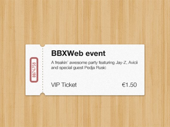 Concert Ticket Template Psd Fresh 33 Free Ticket Templates & Psd Mockups for Your Next