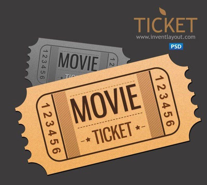 Concert Ticket Template Psd Inspirational 18 event Ticket Templates Psd Psdtemplatesblog