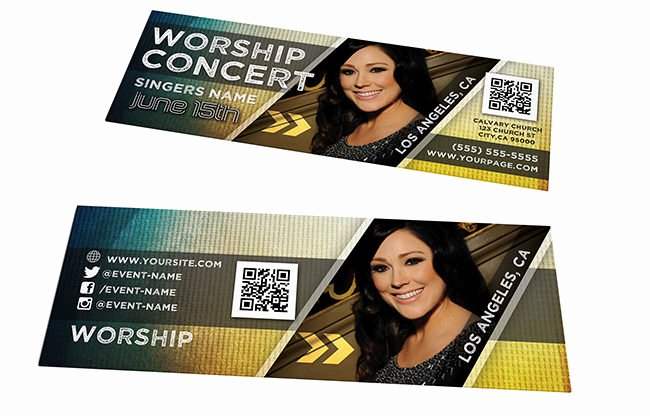 Concert Ticket Template Psd New even Staff Backstage Pass Digital316