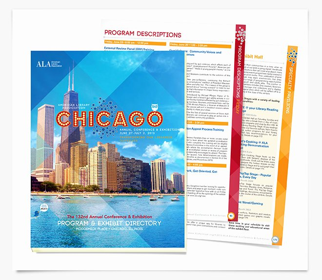 Conference Program Booklet Template Elegant Ad On the event Program Booklet