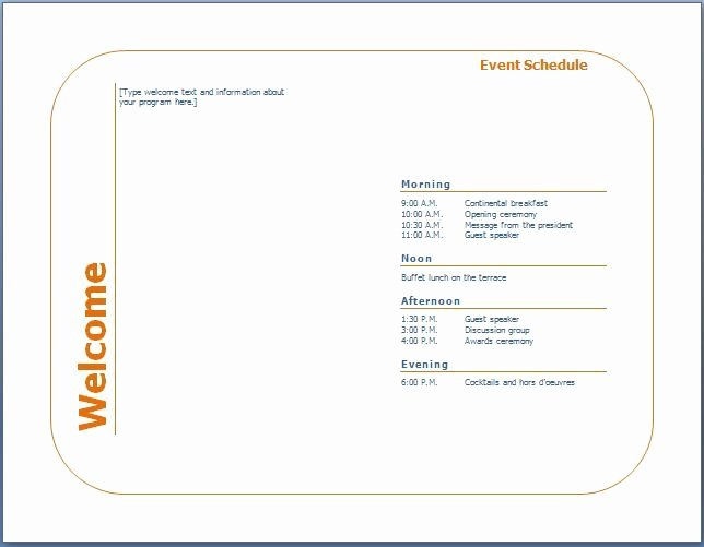 Conference Program Booklet Template Fresh Diy Wedding Program Template Booklet Templates Resume